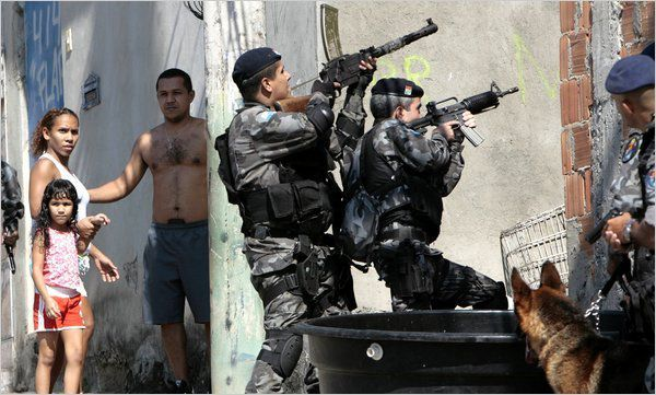 Ten Things That I Hate About Brazil - Crime: Brazil has a lot of it.