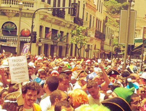 """Guide: Carnaval in Rio """"Blocos de Rua"""""""