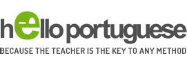Hello Portuguese Logo