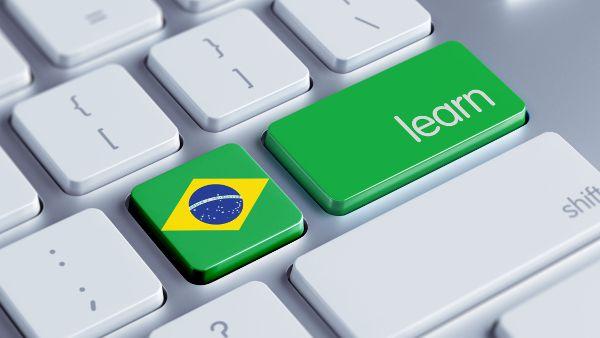 Portuguese as a second language