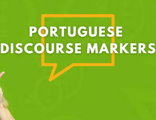 Portuguese Discourse Markers