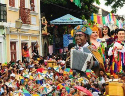 Conheça o carnaval brasileiro