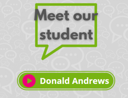Meet our student